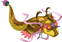 Midgoldserpent
